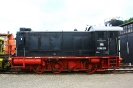 V 36 231 am 8.6.2019 im Eisenbahnmuseum Bochum-Dahlhausen (Rangierdieseltage).