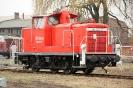 Die V 60 der DB (BR 260, 261, 360-365).