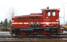 Jung Lok V 26 der Westerwaldbahn am 26.01.2019 in Bindweide.