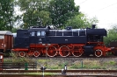 66 002 am 22.9.2018 im Eisenbahnmuseum Bochum-Dahlhausen.