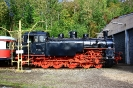 97 502 am 22.9.2018 im Eisenbahnmuseum Bochum-Dahlhausen.