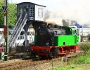 Lok Anna 6 am 22.9.2018 bei den Zechenbahntagen im Eisenbahnmuseum Bochum.