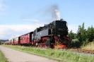 99 7245-6 am 19.7.2012 auf dem Weg von Ilfeld nach Nordhausen, hier bei Krimderode.