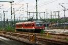 628 597 mit 928 597 am 2.5.2018 bei der Ausfahrt Chemnitz Hbf.