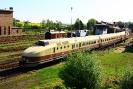VT 18.16.03 'Karlex' 5.5.2018 Eisenbahnmuseum Chemitz Hilbersdorf.